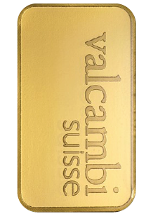 Purchase One ounce gold bars in Switzerland
