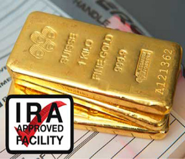 Precious Metals Offshore IRA - Approved Facility